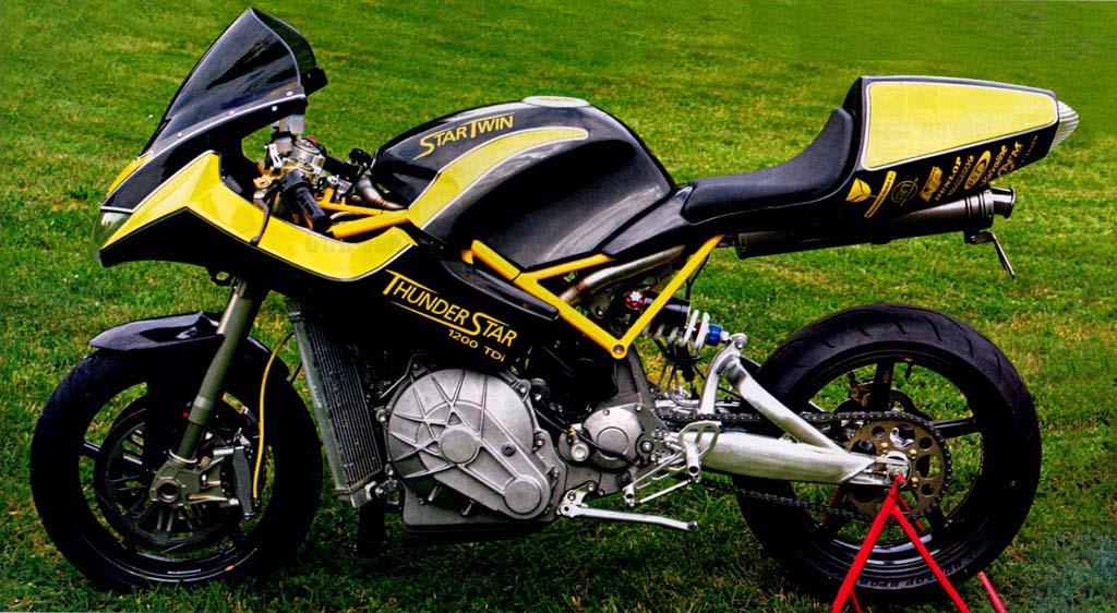 История, архивы: История дизельных мотоциклов